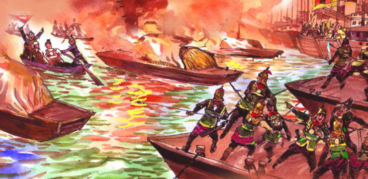 4 Historical Battles To Inspire Your D&D
