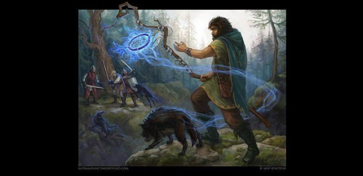 D&D 5e – Conjurer Handbook