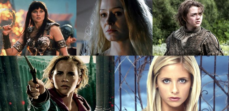 The Top 5 Most Inspiring Female Fantasy Characters