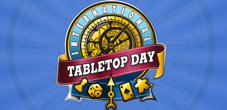 Geek & Sundry Announces International TableTop Day 2016!