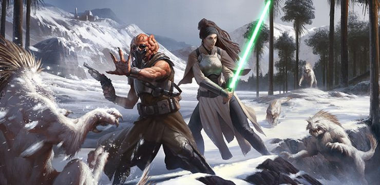 Updated: Star Wars Tabletop RPGs – Past & Present
