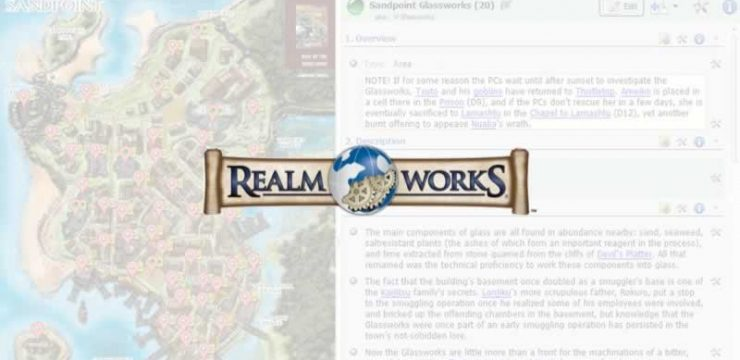Realm Works – Pathfinder Digital Content Enters a New Era