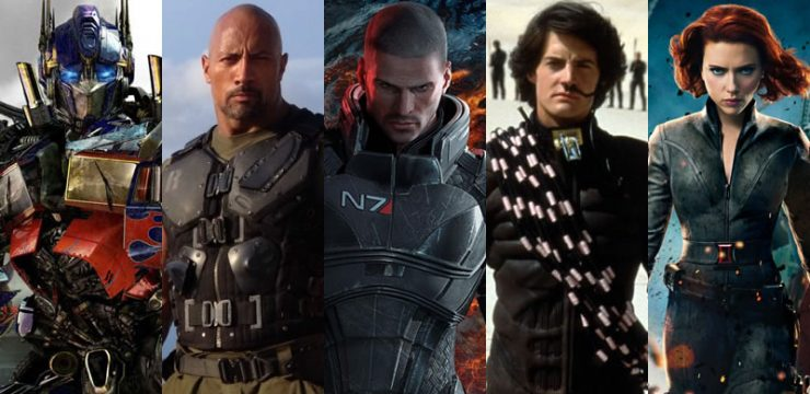 5 Franchises That Should Have an RPG (or Have an RPG in Print Again)