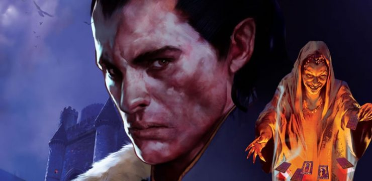 UPDATED: Curse of Strahd for D&D 5e Launch Day