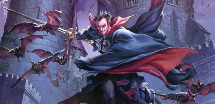 Curse of Strahd – New Ravenloft Storyline for D&D 5e – Coming March 15, 2016