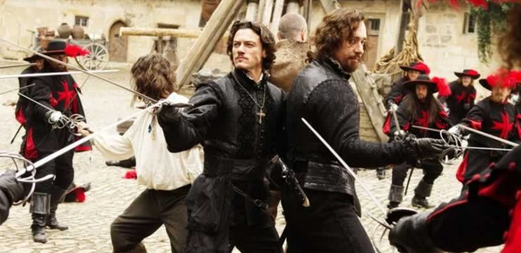 The Three Musketeers & Swashbuckling Ideas for Your Next PC