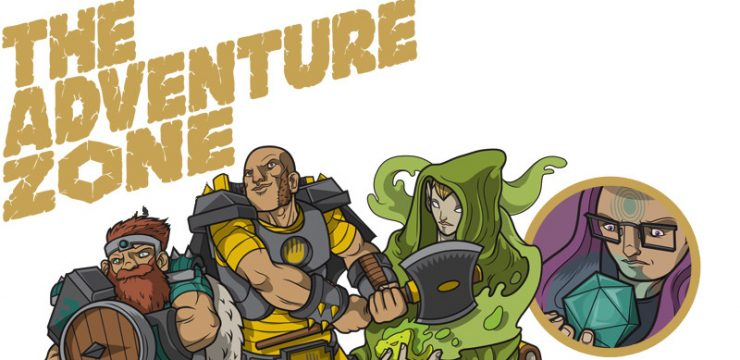 The Adventure Zone – a D&D 5th Edition Actual Play Podcast