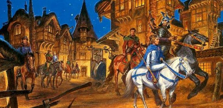 5 Fantasy Series You Should Read If You Play D&D