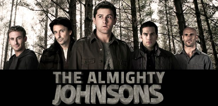 The Almighty Johnsons, The Power of Self, and the Reverse Warlock