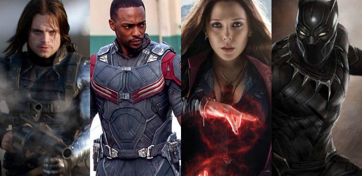Civil War: 4 More Avengers – Character Builds for D&D 5e