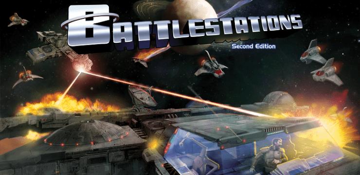 Battlestations: 2nd Edition! Tabletop Starship Simulator – Kickstarter