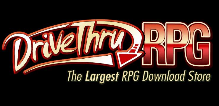 GM's Day Sale – DriveThruRPG