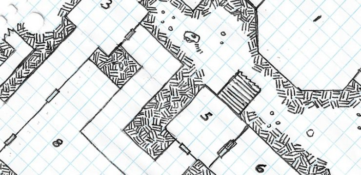 Mapping and Stocking Your Dungeon Using Randomly Generated Dungeons