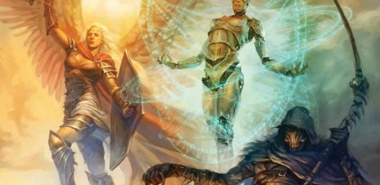 Pathfinder Campaign Setting: Inner Sea Faiths Launches
