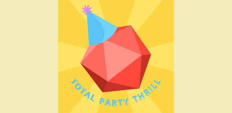 An Interview with Shane & I-Hsien of Total Party Thrill