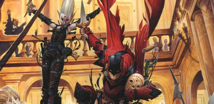 Pathfinder's Ultimate Intrigue – Preview