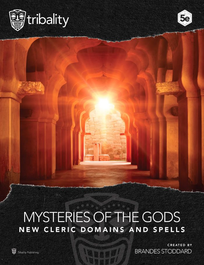 Mysteries of the Gods image