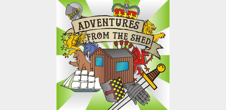 Interview from the Shed – Adventures from the Shed Podcast