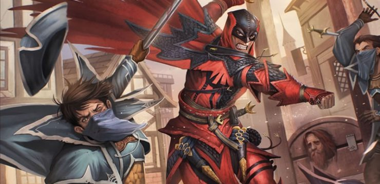 Pathfinder Campaign Setting: Inner Sea Intrigue Preview