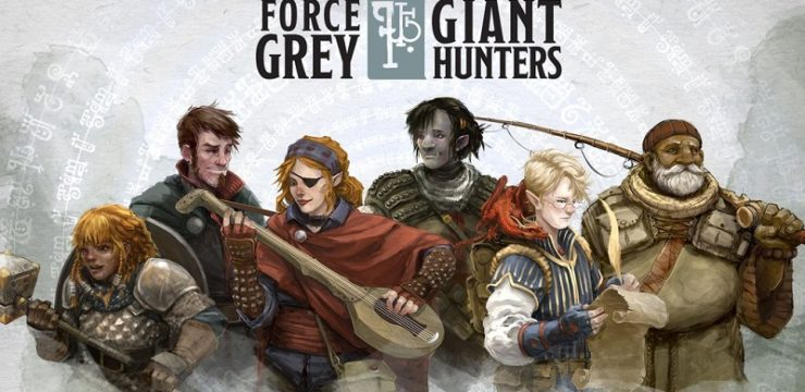 D&D Force Grey: The Lost Episode