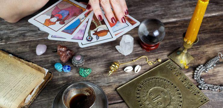 Fortune Teller Background (D&D 5e)