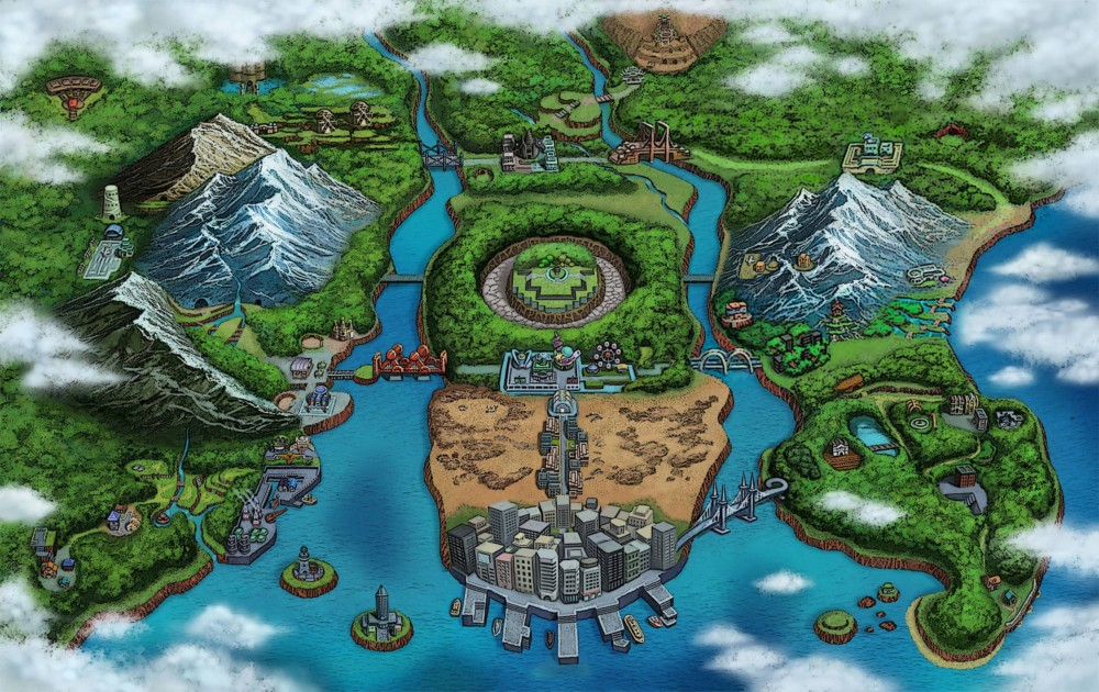 Pokémon and Pastoral RPG Settings - Tribality