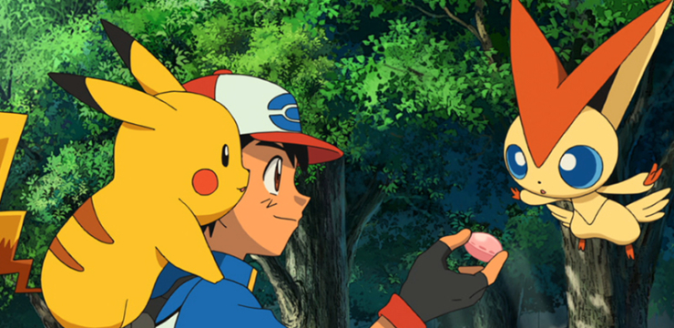 Pokémon and Pastoral RPG Settings