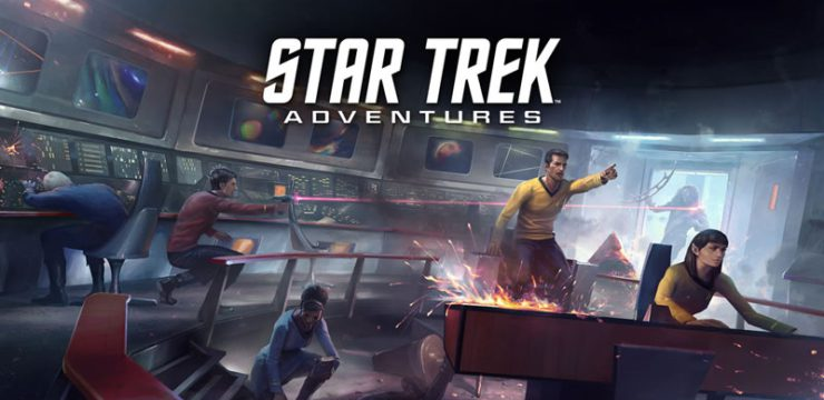 Star Trek Adventures – RPG Public Playtest & Minis Line