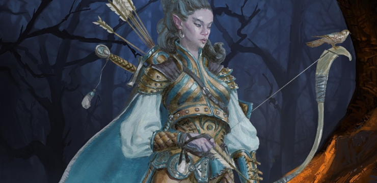 Unearthed Arcana – Ranger Revised