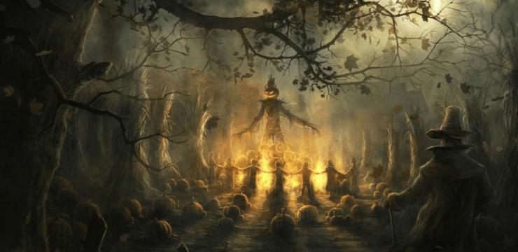 Halloween Roundup 2016