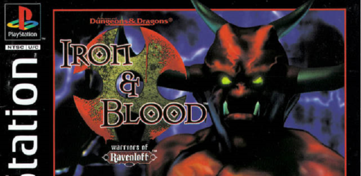 Iron & Blood: Warriors of Ravenloft
