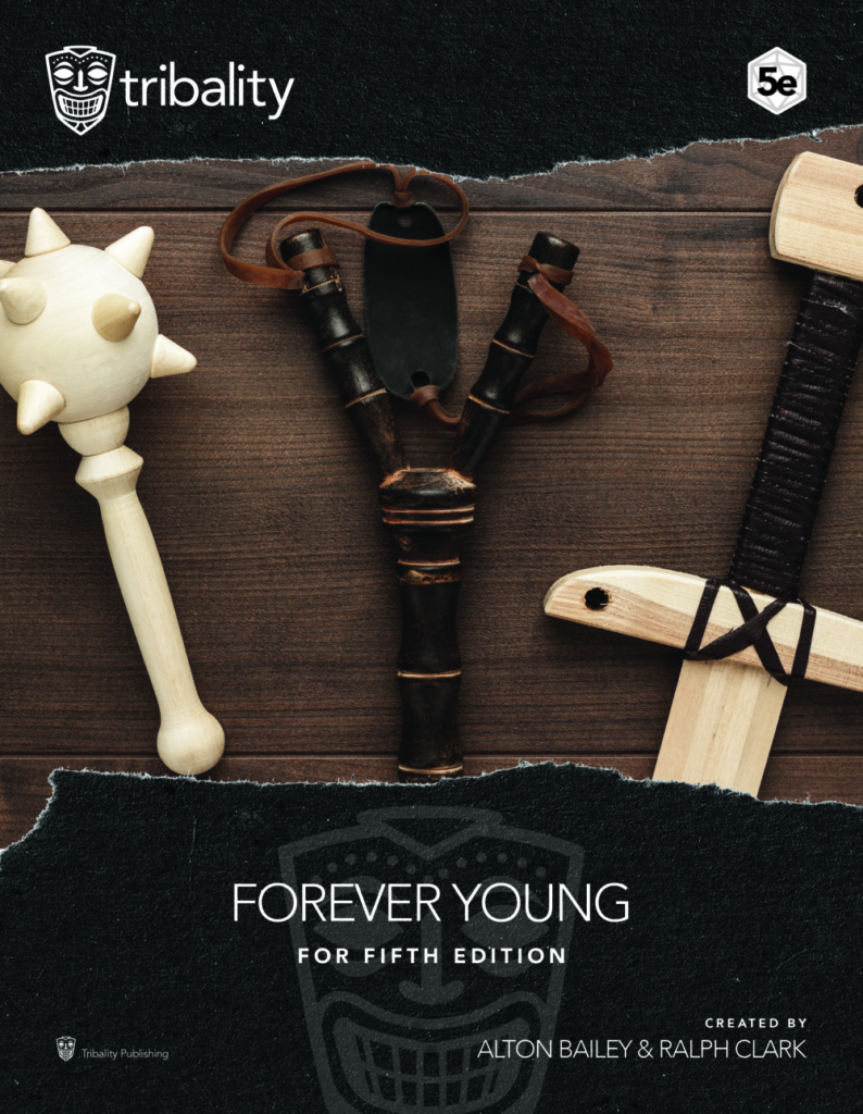 tribality_foreveryoung_cover
