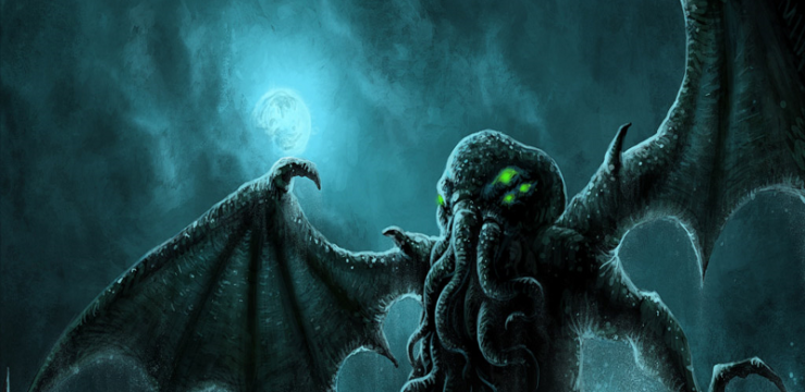 5 Lovecraftian Game Ideas that aren't Tentacles
