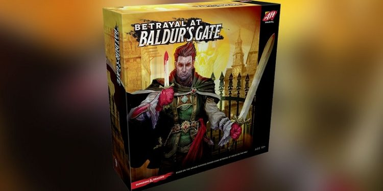 Avalon Hill Betrayal At Baldur S Gate Tribality