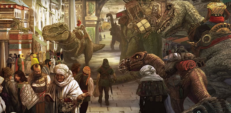Tomb Of Annihilation Preview Next D Amp D Storyline Tribality