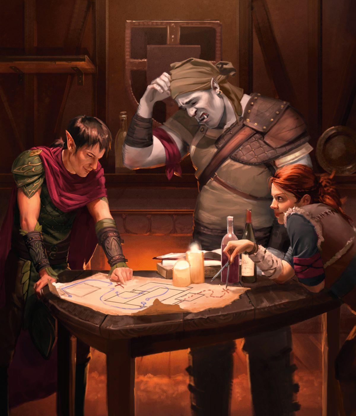 D&D 5e - Magic Item Guide - Tribality
