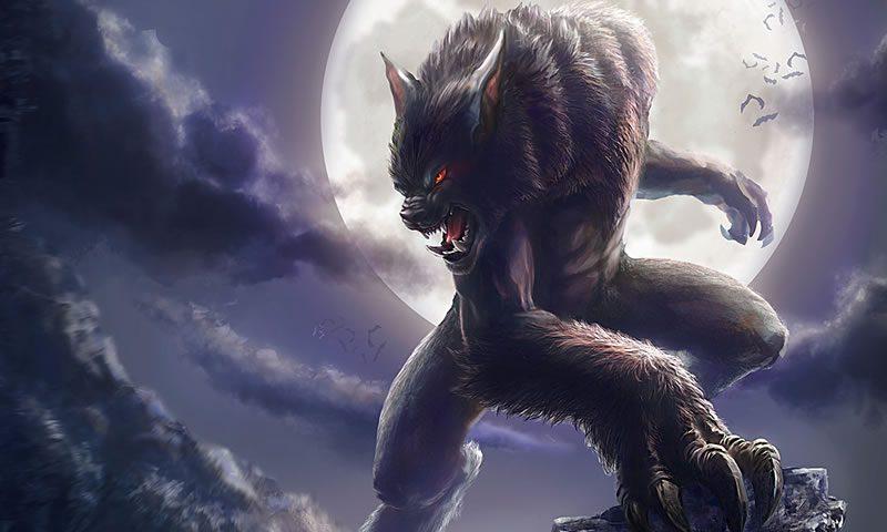 Werewolf Prestige Class for D&D 5e - Tribality