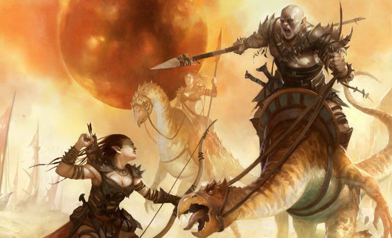 Dark Sun and Ravenloft D&D 5e Status - Tribality