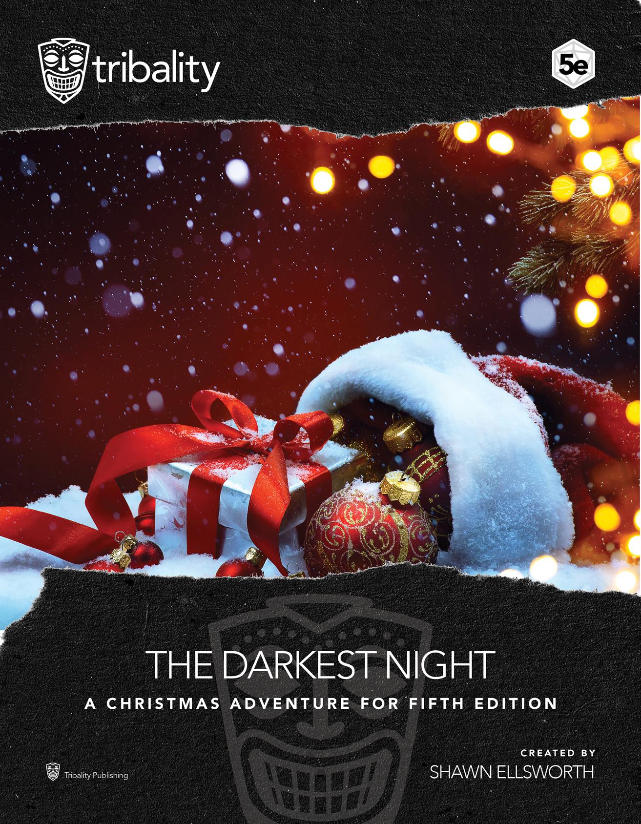 D&D 5e Christmas/Holiday Adventure - The Darkest Night - Tribality