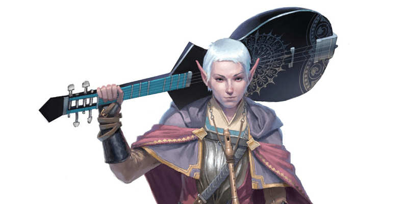 The Bard Class, Part One - Tribality