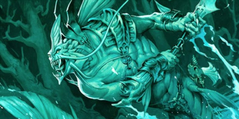 Holy Waters: Oath of the Waves Paladin for 5th edition - Tribality