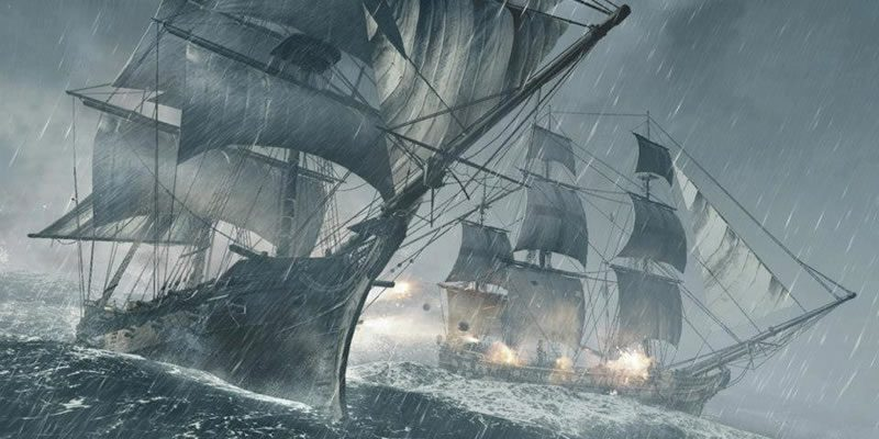 Naval Combat Rules for D&D 5th Edition - Part 1 - Tribality