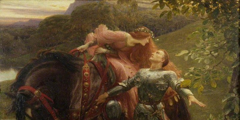 Pre-Raphaelite art is basically the best thing about writing the Paladin series.