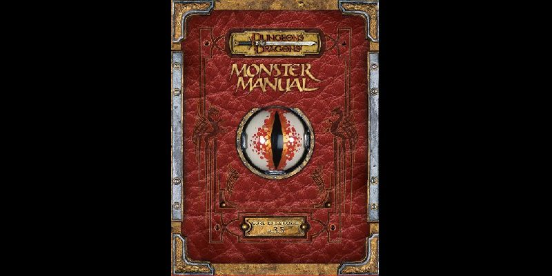 d&d 3.5 monster manual available - tribality