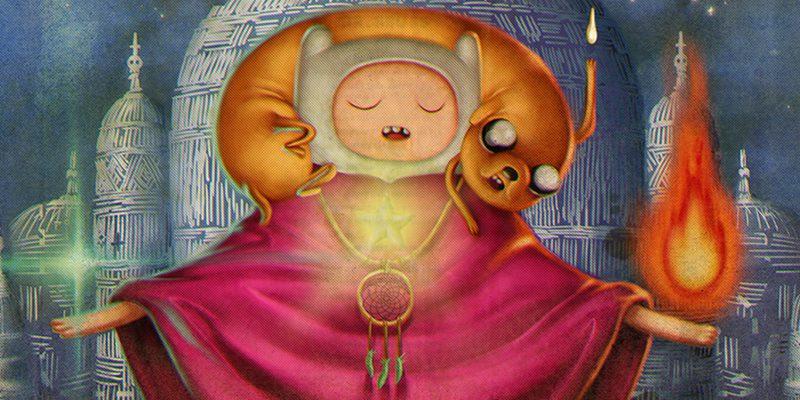 Adventure Time for D&D 5e - Part 2: Classes - Tribality