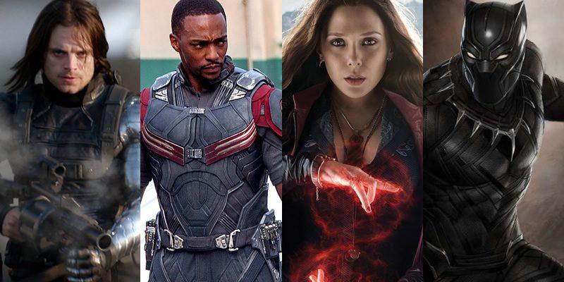 Civil War: 4 More Avengers - Character Builds for D&D 5e