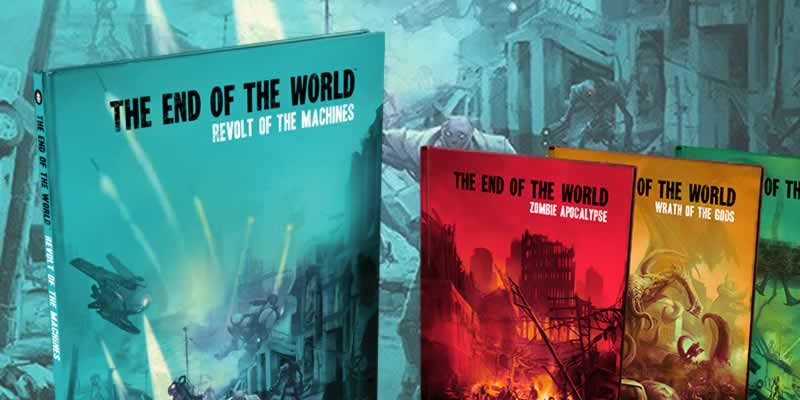 zombie apocalypse the end of the world roleplaying line pdf