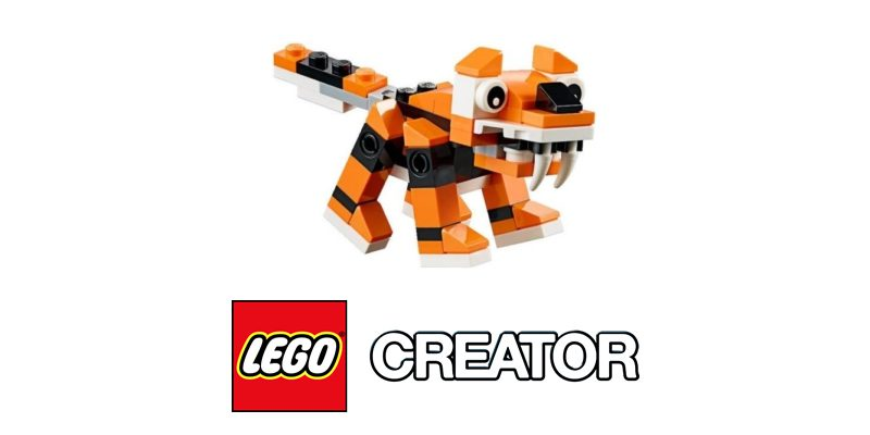 tiger-lego
