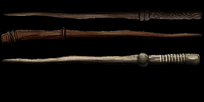 Wand 4