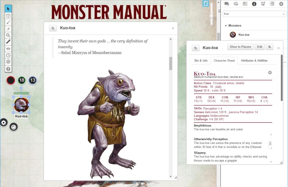 dnd 5e monster manual 2
